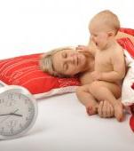 Tulburari de somn la copii. Ce trebuie sa stie parintii despre cosmaruri si fobiile de noapte! Care sunt cauzele si remediile