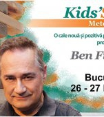 Workshop cu Ben Furman - Kids' Skills (Metoda Eu Pot)