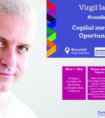 English Kids Academy si Virgil Iantu vă invită la conferința