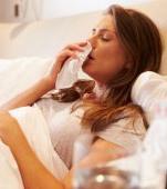 Simptome gripa. Cum faci diferenta intre raceala si gripa. Cand sa mergi DE URGENTA la medic
