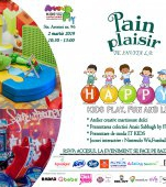 Eveniment HAPPY FAMILY & KIDS play, fun, learn