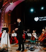 Peste 700 de invitați la cea de-a șaptea ediție a Hope Concert, eveniment organizat de Hope and Homes for Children în sprijinul copiilor vulnerabili