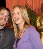 Fiica lui Ethan Hawke și a Umei Thurman are 21 de ani! Parcă este geamăna mamei ei