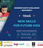Ediție nouă Modern Dad's Challenges 2020: New skills for future kids