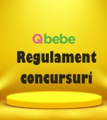 Regulament concursuri Qbebe