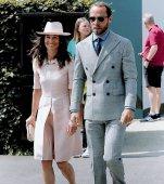 Veste mare pentru familia regală:  sora lui Kate Middleton este însărcinată cu al doilea copil