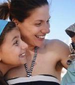Unde a plecat Tily Niculae cu familia în vacanță. Tot plajă și nisip, dar nu Maldive