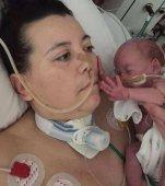Am intrat în comă de la coronavirus, însărcinata fiind cu al doilea copil. M-am trezit după o lună, paralizată și într-o lume terifiantă