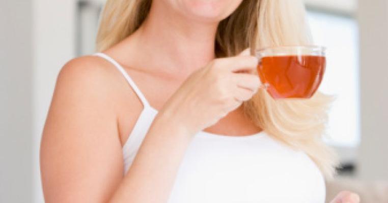 Ceaiuri permise in sarcina