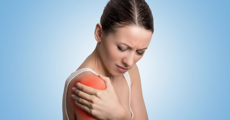 după rănirea tratamentului durerii de umăr)
