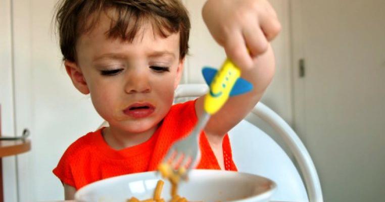 pierderea poftei de mâncare a copilului