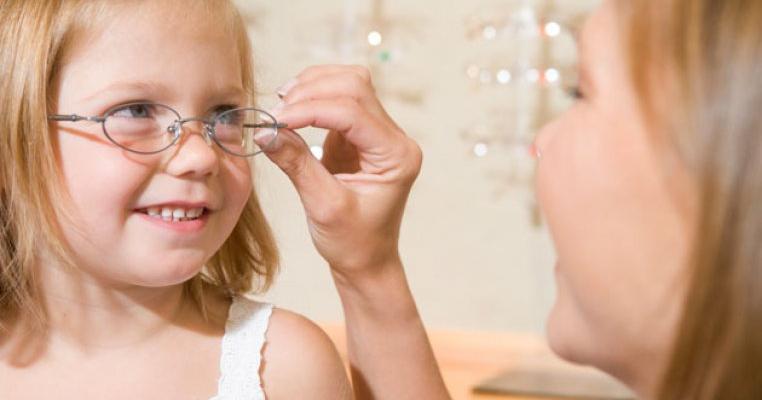 vedere la copii sub 5 ani
