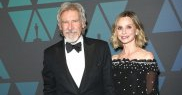 6.	Harrison Ford și Calista Flockhart