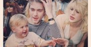 Frances Bean este fiica lui Kurt Cobain și al lui Courtney Love