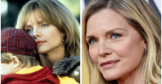 1.	Michelle Pfeiffer