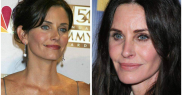 5.	Courtney Cox