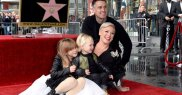 Pink primeste o stea pe Hollywood Walk of Fame