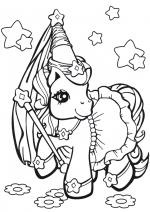 Desene De Colorat My Little Pony Qbebe Planse Si Imagini