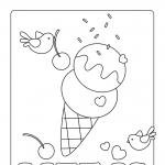 Desene De Colorat Mancare Qbebe Planse Si Imagini De Colorat