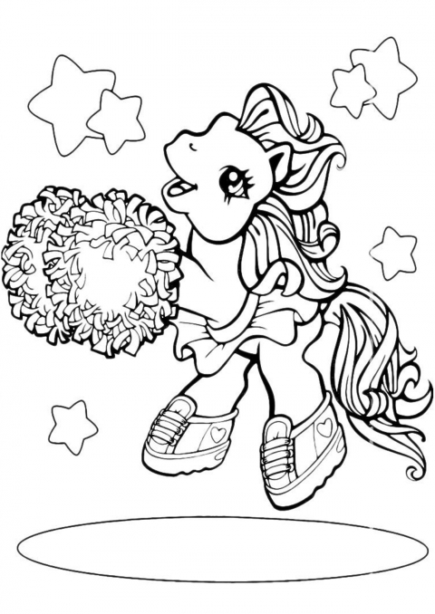 My little pony Majoreta