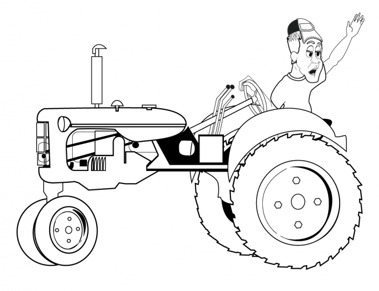 Tractor 11