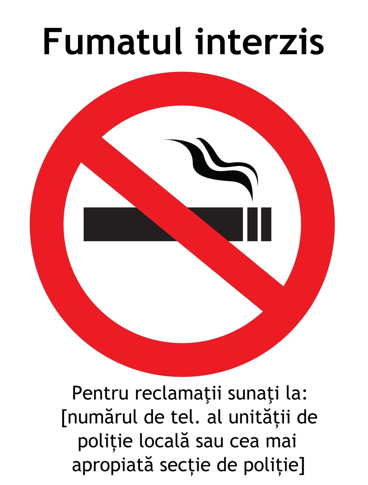 Tot ce trebuie să ştii despre legea anti-fumat