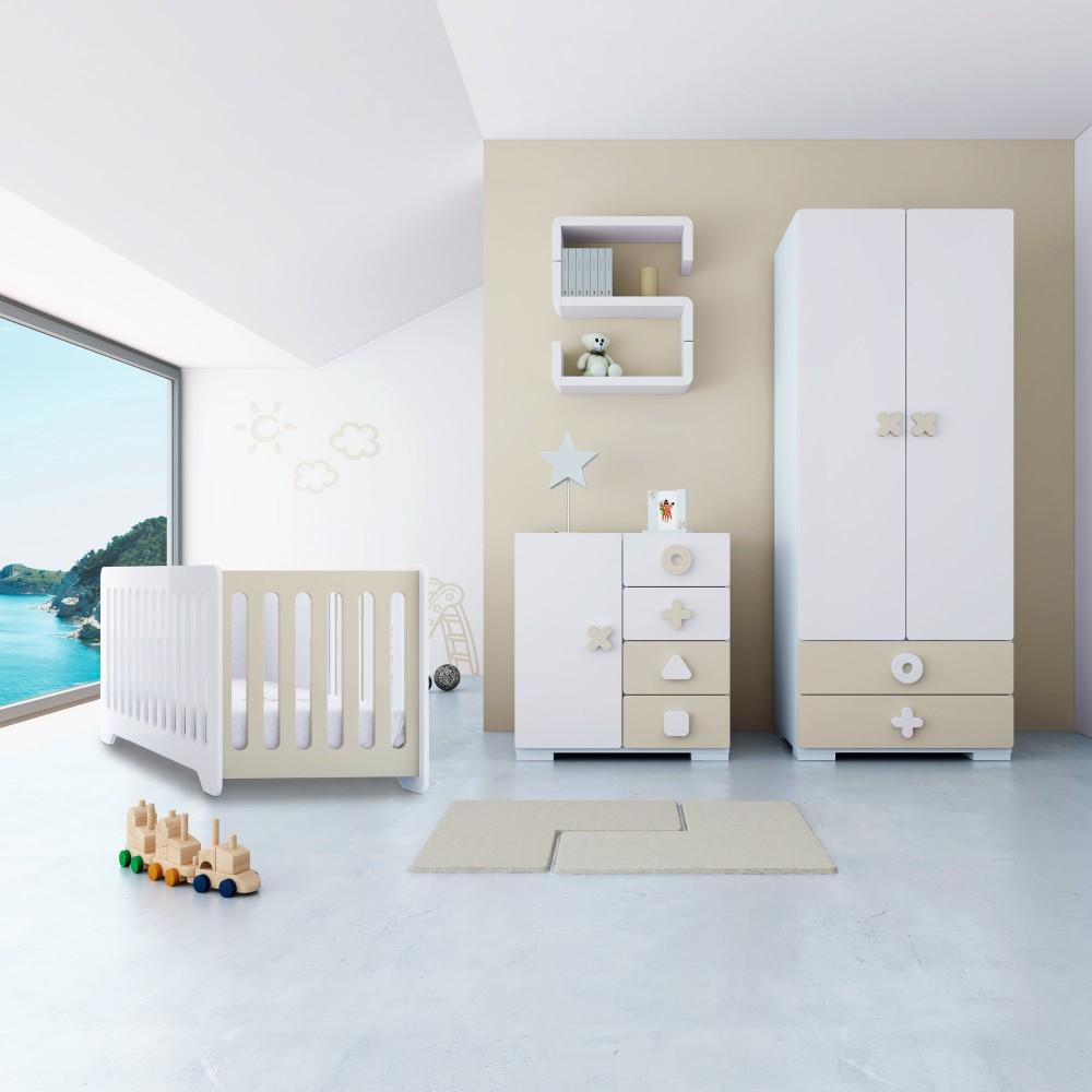 Cum trebuie să arate o cameră modernă pentru bebelușul tău
