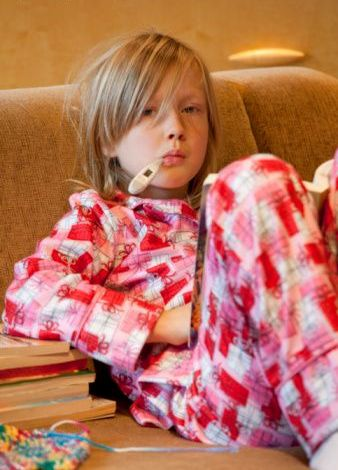 Pojarul Sau Rujeola La Copii Simptome Si Tratament