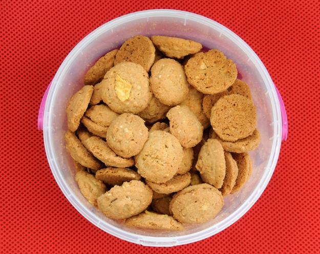 Biscuiti pentru sugari