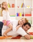 Copilul ... lumina ochilor parintilor si negura activitatilor zilnice