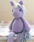 Recenzie: unicornul croşetat handmade de la Woolly, sau cum pui magie în jucărie
