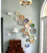 15 moduri inteligente de a decora peretii casei