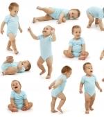 10 jocuri de dezvoltare motorie pentru bebelusul de 6 luni