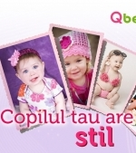 Concurs Qbebe: Copilul tau are stil! Afla numele castigatorilor!