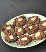 Biscuiti cu cereale din scortisoara si mar