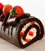 Rulada cu ciocolata