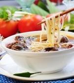 Supa de vita cu orez