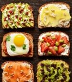 30 de moduri de a servi o simpla felie de paine prajita
