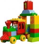 3 jocuri cu caramizi Lego Duplo care dezvolta logica