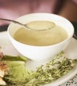 Supa de legume cu lapte