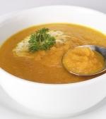 Supa de morcovi, mere si orz
