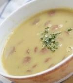 Supa crema de legume cu linte