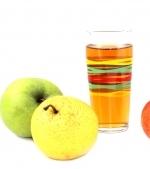 Suc de mere si pere