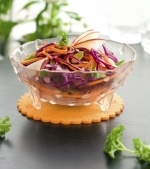 Salata de pui si varza rosie