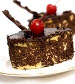 Fursecuri cu ciocolata si cirese