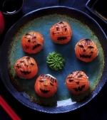 De Halloween: chiftelute de orez cu somon