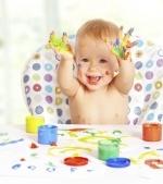 Jocuri si activitati pentru dezvoltarea senzoriala a bebelusului