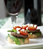10 Idei de aperitive cu ciuperci