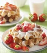 Capsunile: 10 idei inedite pentru micul dejun