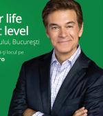 Cum a fost la cel mai aşteptat eveniment al anului 2016: Întâlnirea cu Dr Oz la Bucureşti
